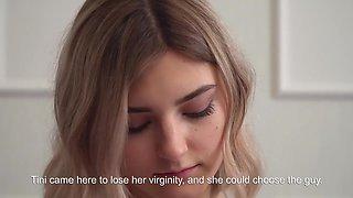 Virgin Losing Of Tieny Mieny With Big Dick