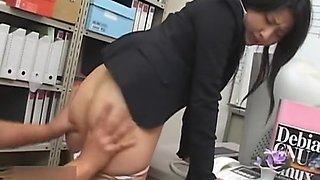 Fabulous homemade Office, Handjobs porn movie
