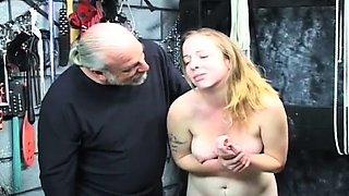 Aged woman extraordinary thraldom in naughty xxx scenes