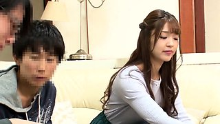 Tied up asian beautie teens pussy licked