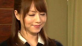 Akiho Yoshizawa Bride Was Committed To The Adoptive Father - is.gd/HosAPu
