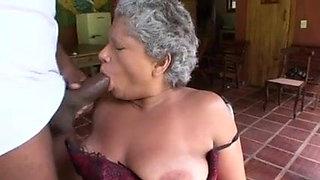 Sexy granny, best Granny loves dick bbc