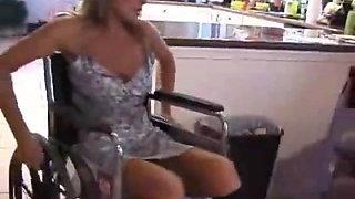 paraplegic pretender girl