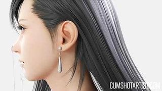 Tifa Lockhart - CumshotArtist - Final Fantasy VII