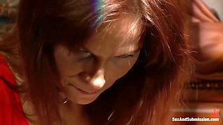 Syren De Mer Hot Cougar Bdsm Porn Video