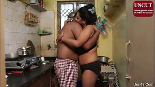 Foreign couple having foreign sex