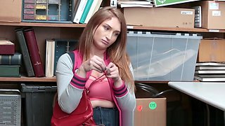 Teen Shoplifter