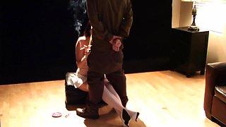 Sarah - Smoking & Throated