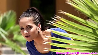inked latina lesbian oral sixtynining babe