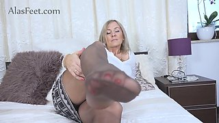Horny adult clip MILF exotic , watch it