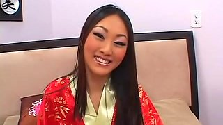 Crazy pornstar Evelyn Lin in horny chinese, asian adult scene
