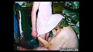 ILoveGrannY Compilation of Amateurs and Grannies