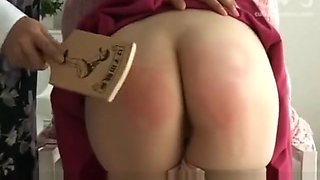 Cutie Spankee Visiting Home