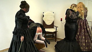 Lady Jane Abigel punished by her strict step-mother